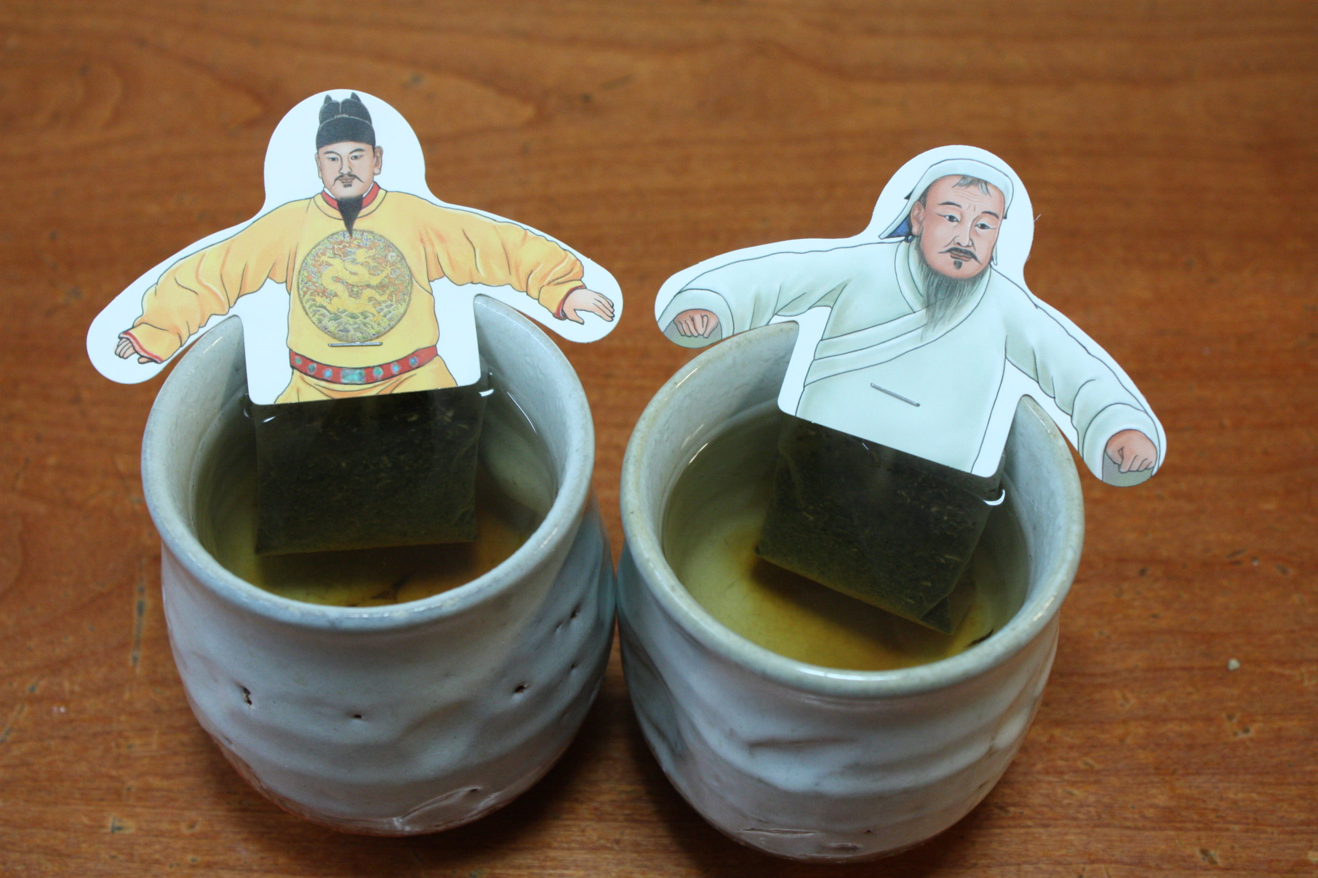 台湾土産の烏龍茶